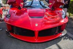 2015 Ferrari LaFerrari Stock Photo