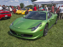 Ferrari 458 Stock Photography