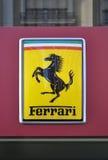 Ferrari Logo Stock Image