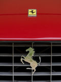 Ferrari logo car, 275 GTB/C Royalty Free Stock Image