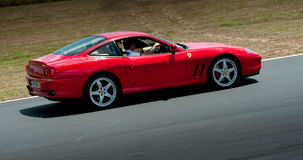 Ferrari 550 Maranello, 1996 Royalty Free Stock Photography