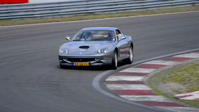 Ferrari 550 Maranello Stock Photography