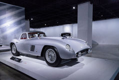 Ferrari 1954 375 milímetros Fotos de Stock Royalty Free