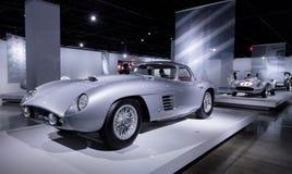 Ferrari 1954 375 millimetri Fotografia Stock