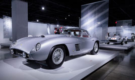 1954 Ferrari 375 MM. Stock Fotografie