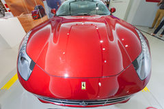 Ferrari Modern Car Royalty Free Stock Photography