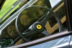 Ferrari Mondial 3 binnenland 2 Royalty-vrije Stock Fotografie