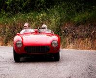 FERRARI                        500 Mondial Spider  Pinin Farina                          1954 Royalty Free Stock Image