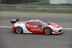 Ferrari 458 Stock Photo