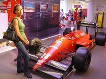 Ferrari museum Stock Photography