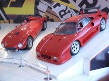 Ferrari museum Royalty Free Stock Images
