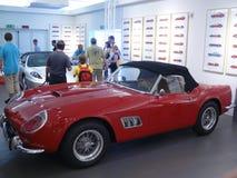 Ferrari museum Royalty Free Stock Image