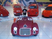 Ferrari museum Royalty Free Stock Photography