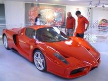 Ferrari museum Stock Photos
