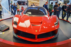 Ferrari, museum, Italië, Stock Foto