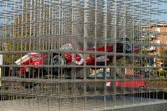Ferrari museum Stock Images