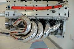 Ferrari museum Stock Image