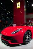 Ferrari nos carros de IAA Fotos de Stock