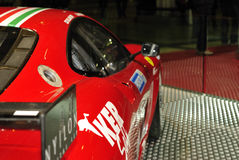 Ferrari official Challenge car Royalty Free Stock Image