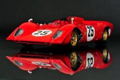 Ferrari 312P Spyder racing car Stock Photos