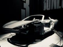 Ferrari: Pod skórą, projekta muzeum, Londyn Zdjęcia Royalty Free