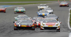 Ferrari Racing Days at Hockenheim Royalty Free Stock Image