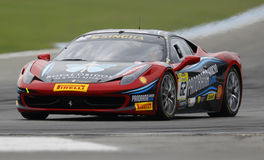 Ferrari Racing Days at Hockenheim Stock Photos