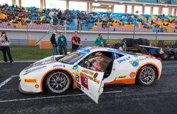 Ferrari Racing Days Stock Photo