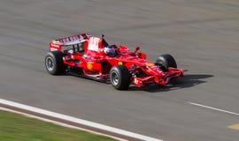 Ferrari Racing Days Royalty Free Stock Photo