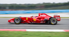 Ferrari Racing Days Stock Photography