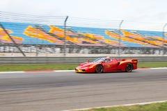 Ferrari Racing Days Royalty Free Stock Photography