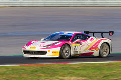 Ferrari Racing Days Royalty Free Stock Photos