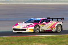 Ferrari Racing Days Royalty Free Stock Photos