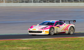 Ferrari Racing Days Stock Image