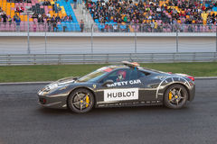 Ferrari Racing Days Royalty Free Stock Photography