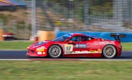 Ferrari Racing Days Stock Photography