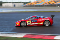 Ferrari Racing Days Royalty Free Stock Image