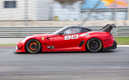 Ferrari Racing Days Royalty Free Stock Photo