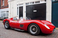 Ferrari 196S Royalty Free Stock Images
