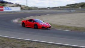 Ferrari 430 Scuderia Royalty Free Stock Photo