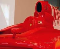 Ferrari seat Stock Image