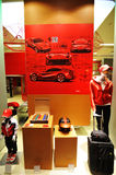 Ferrari Shop Stock Photos