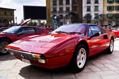 Ferrari Show Day - 328GTS Royalty Free Stock Images