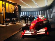 Ferrari : Sous la peau, musée de conception, Londres Photographie stock