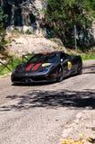 Ferrari 458 Speciale Arkivfoto