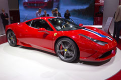 Ferrari 458 Speciale Royalty Free Stock Image