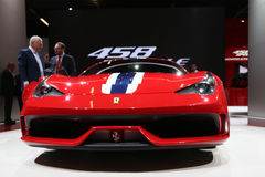Ferrari 458 Speciale Royalty Free Stock Photos