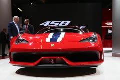 Ferrari 458 Speciale Royalty Free Stock Photos