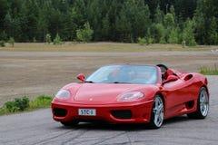 Ferrari 360 Spin stock foto