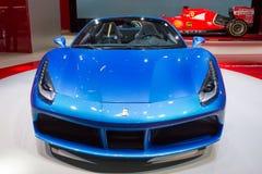 2015 Ferrari 488 Spin Stock Fotografie